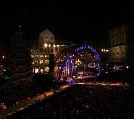 Promo Kerstfeest op de dam 2015