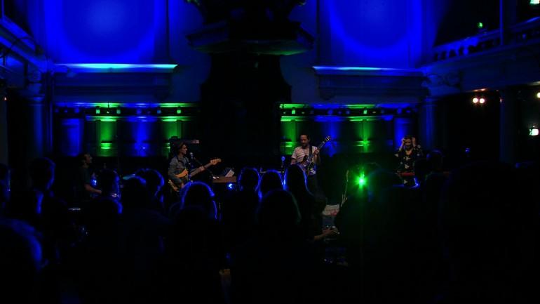 Live registratie concert Gungor