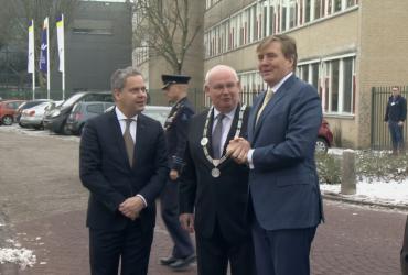 Opening Tech Campus Nieuwegein