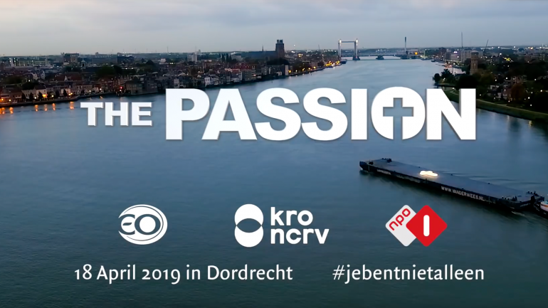 Teaser The Passion 2019