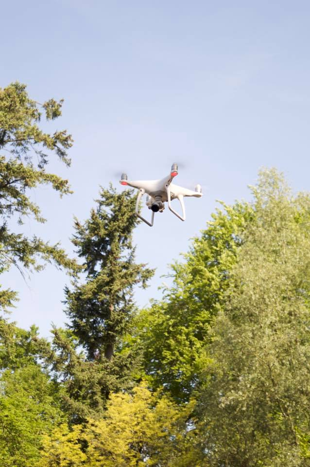 Keuzedeel Drones in de media